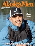 Alaskamen Fisherman Issue